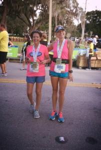 OUC Orlando Half Marathon